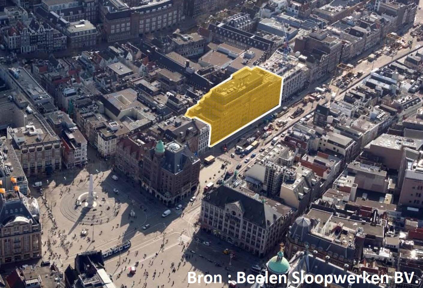 02. Rokin 55 te Amsterdam