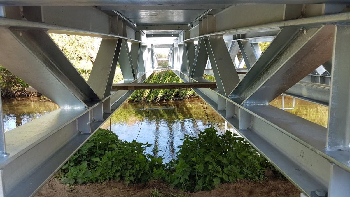 12. Hooibrug te St. Oedenrode