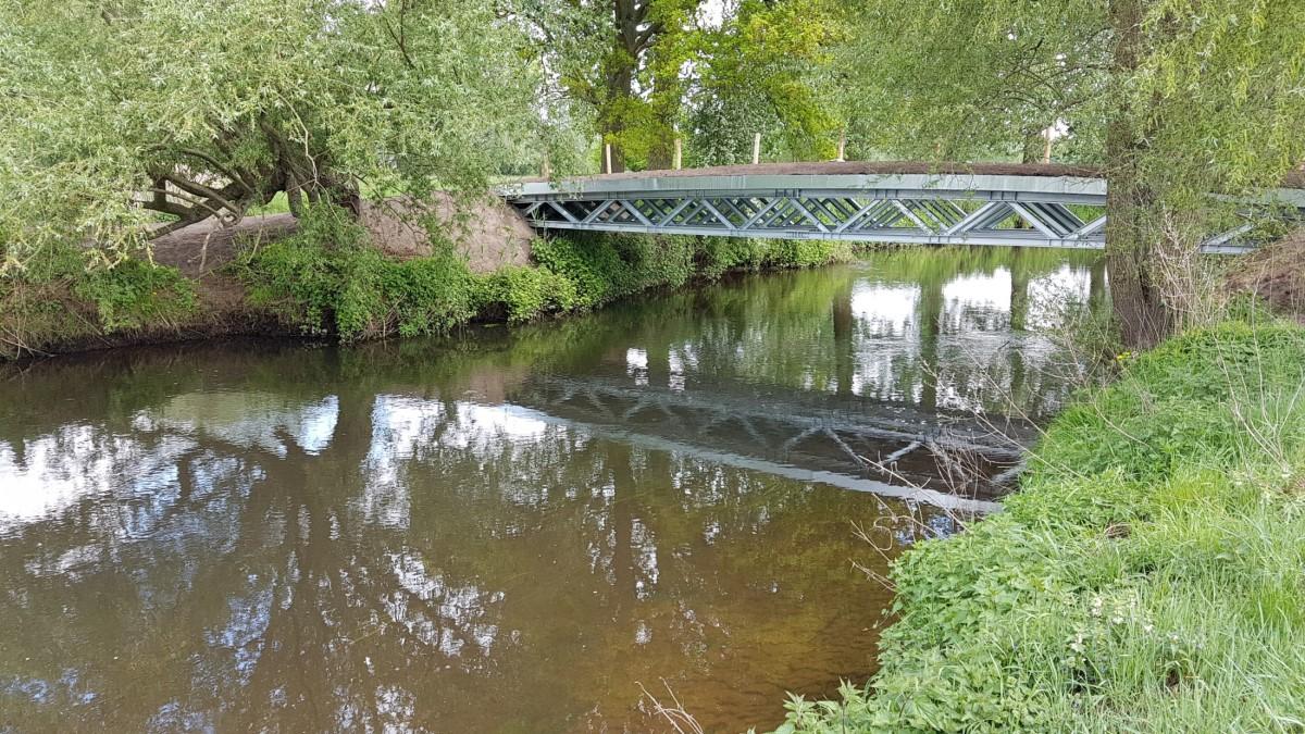 14. Hooibrug te St. Oedenrode