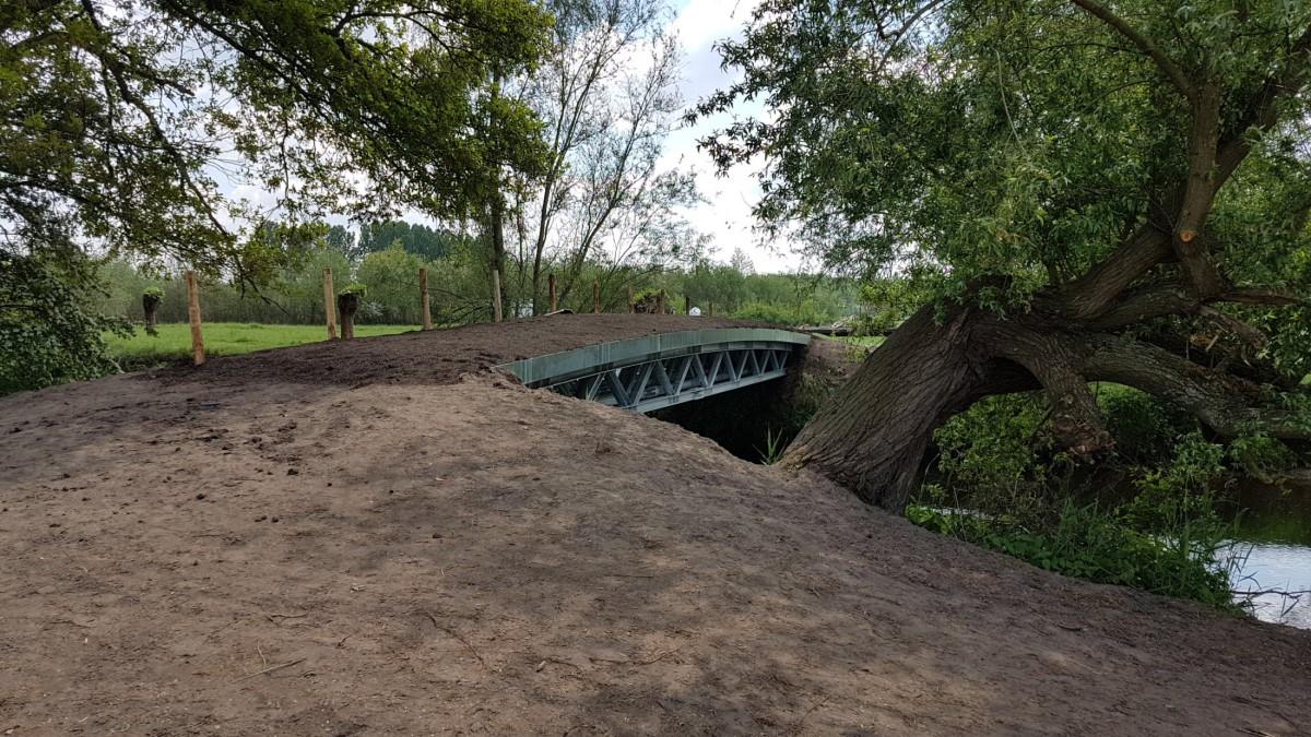 16. Hooibrug te St. Oedenrode