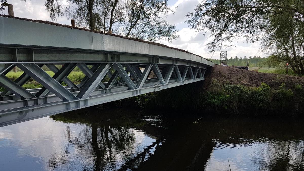 17. Hooibrug te St. Oedenrode